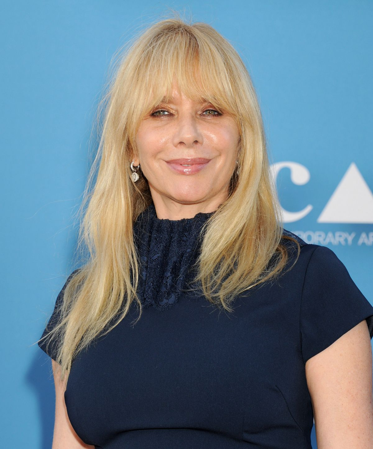 ROSANNA ARQUETTE at Moca Gala 2015 in Los Angeles