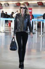 ROSIE HUNTINGTON-WHITELEY at JFK Airport in New York 05/03/2015