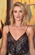 ROSIE HUNTINGTON-WHITELEY at Mad Max: Fury Road Premiere in Hollywood