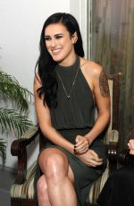 RUMER WILLIS at Glamour's June Succes Issue Dinner in Los Angeles