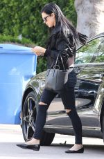 RUMER WILLIS in Tight Jeans Out and About in West Hollywood 05/26/2015