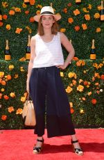 RUTH WILSON at 2015 Veuve Clicquot Polo Classic in New Jersey