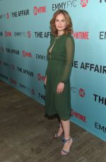 RUTH WILSON at The Affair Screening in Beverly Hills