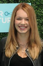 SADIE CALVANO at 2015 Super Saturday LA in Santa Monica