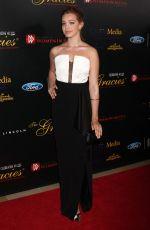 SADIE CALVANO at 40th Anniversary Gracies Awards in Beverly Hills
