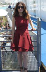 SALMA HAYEK at American Pavilion at 2015 Cannes Film Festival
