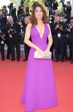 SALMA HAYEK at Carol Premiere at Cannes Film Festival