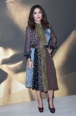 SALMA HAYEK at Kering Women in Motion Initiatives Talk at Majestic Hotel in Cannes