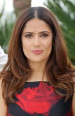 SALMA HAYEK at Tale of Tales Photocall in Cannes