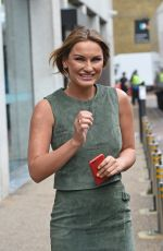 SAM FAIERS Out and About in London 05/06/2015