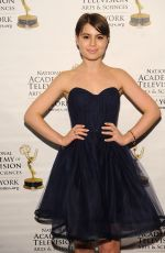 SAMI GAYLE at 58th Annual New York Emmy Awards in New York