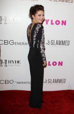 SAMMI HANRATTY at Nylon Young Hollywood Party in Hollywood