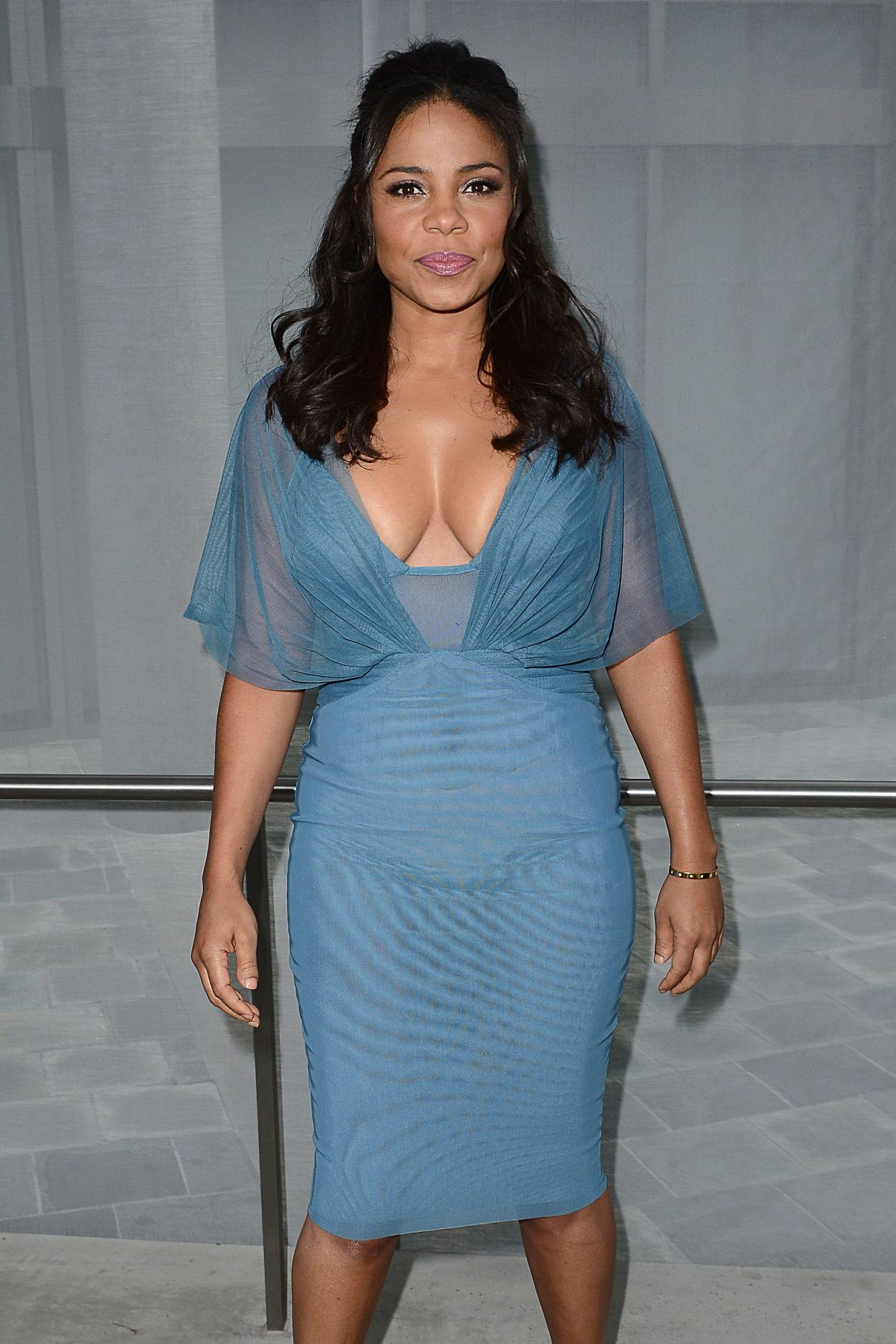 SANAA LATHAN at Cast 17h From Slavery to Freedom Gala in Los Angeles