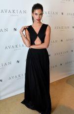 SARA SAMPAIO at Avakian Suite in Cannes