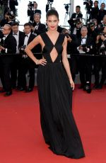 SARA SAMPAIO at Inside Out Premiere at Cannes Film Festival
