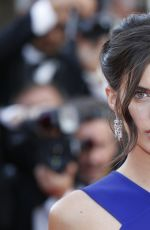 SARA SAMPAIO at Youth Premiere at Cannes Film Festival