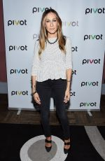 SARAH JESSICA PARKER at Gardeners of Eden Special Screening in New York