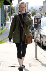 SARAH PAULSON Out and About in West Hollywood 050/21/2015