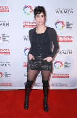 SARAH SILVERMAN at An Evening with Women Benefiting Los Angeles LGBT Center