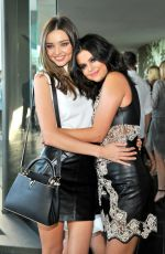 SELENA GOMEZ at Louis Vuitton Cruise 2016 Resort Collection in Palm Springs