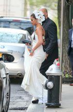 SELENA GOMEZ Leaves Her Hotel in New York 05/04/2015