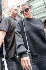 SELENA GOMEZ Leaves Her Hotel in New York 05/05/2015
