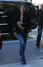 SELENA GOMEZ Out and About in New York 05/02/2015
