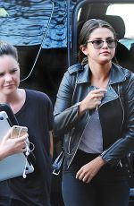 SELENA GOMEZ Out in New York 05/03/2015