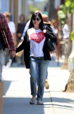 SHANNEN DOHERTY Out and About in Benice Beach 05/21/2015