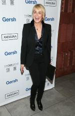 SHARON STONE at 2015 Gersh Upfronts Party in New York