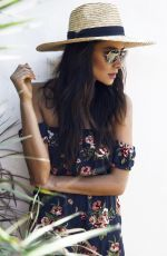 SHAY MITCHELL - Hudson Ttaylor Photoshoot for Amore & Vita Magazine