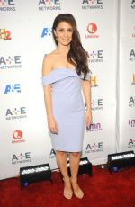 SHIRI APPLEBY at 2015 A&E/Lifetime Networks Upfront in New York