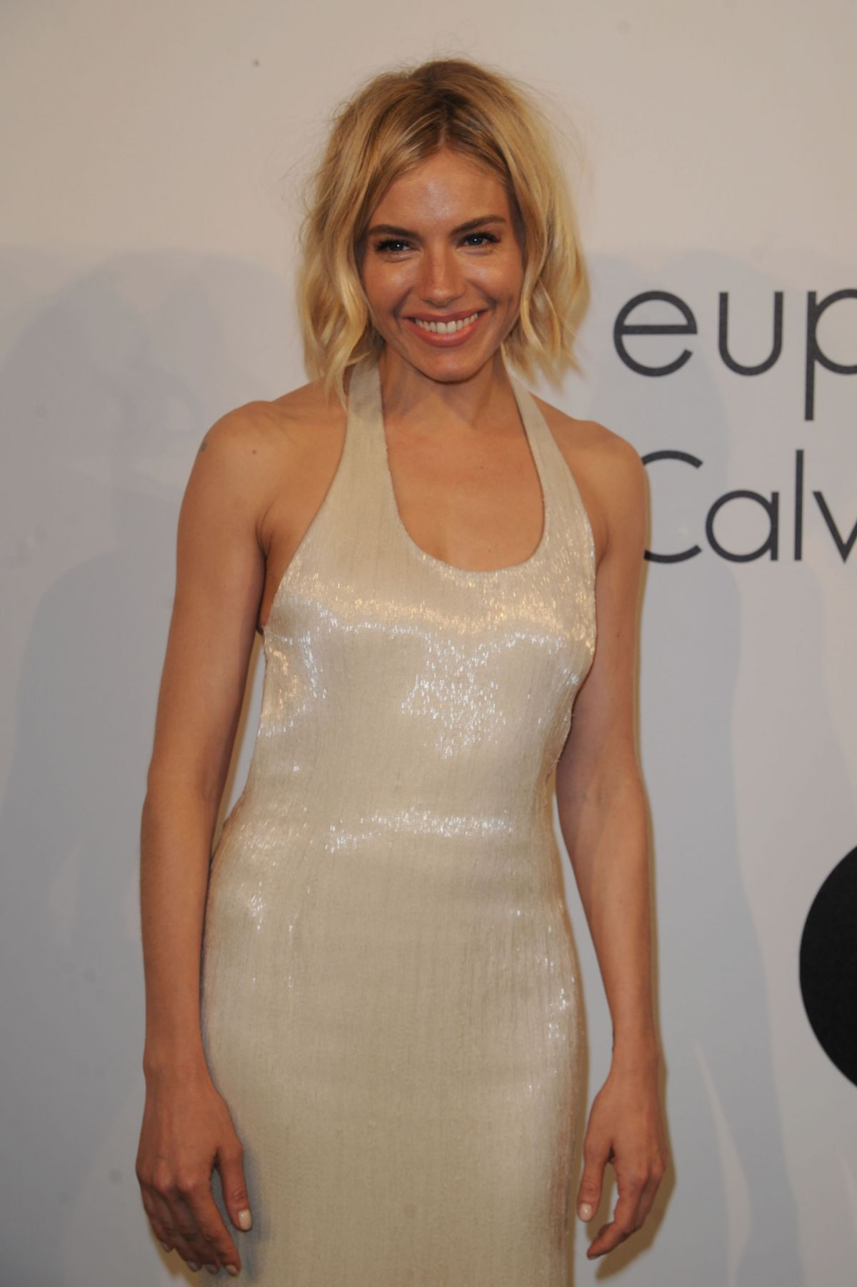 SIENNA MILLER at Calvin Lkein Party in Cannes