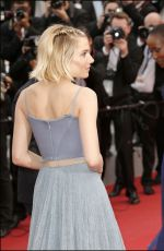 SIENNA MILLER at Cannes Film Festival 2015 Closing Ceremony