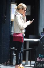 SIENNA MILLER Out and About in London 05/28/2015