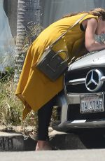SOFIA RICHIE Out and About in Los Angeles