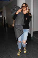 SOFIA VERGARA at LAX Airport in Los Angeles 05/06/2015