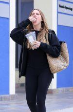 SOFIA VERGARA Leaves Tao of Wellness in Santa Monica 05/13/2015