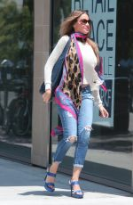 SOFIA VERGARA Ou and About in West Hollywood 05/27/2015