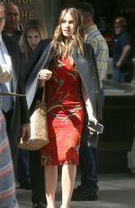 SOFIA VERGARA Out in New York 05/04/2015