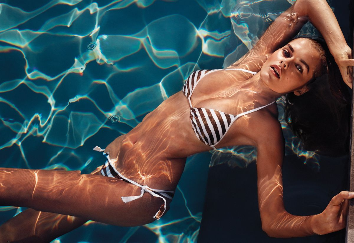 SOLVEIG MORK - Twin-Set Swimwear, Spring/Summer 2015 Collection ...