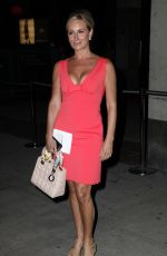 SONJA MORGAN Out and About in New York 04/30/2015