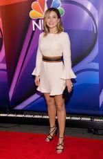 SOPHIA BUSH at 2015 NBC Upfront Presentation in New York 05/011/2015