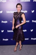 SOPHIA BUSH at EW and People Celebrate the NY Upfronts in New York