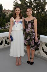SOPHIA BUSH at Glamour's June Succes Issue Dinner in Los Angeles