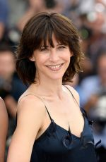 SOPHIE MARCEAU at Jury Photocall at 68th Annual Cannes Film Festival