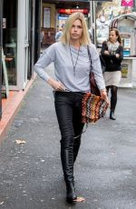 SOPHIE MONK Out and About in Sydney 04/30/2015