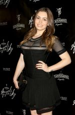 SOPHIE SIMMONS at Gran Centenario Tequila Presents Angels in the Sky in West Hollywood