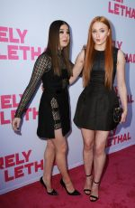 SOPHIE TURNER at Barely Lethal Premiere in Los Angeles