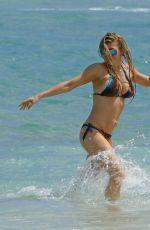 STACY FERGIE FERGUSON in Bikini on the Beach in Florida 05/01/2015